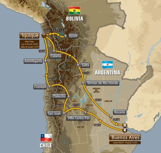 Dakar-15-route