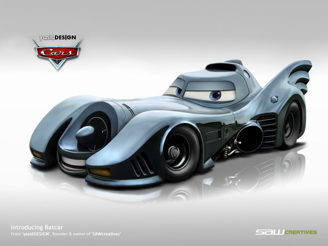 disney_cars___batcar_by_yasiddesign