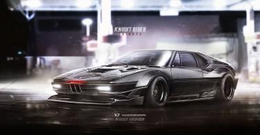 knight_rider_tribute_bmw_m1_procar_kitt_by_yasiddesign-d968gk3