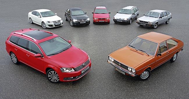 Volkswagen_Passat_Celebrates_40th_Anniversary1