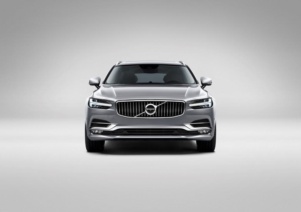 Volvo V90 Studio Front