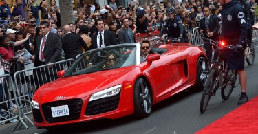 Audi-R8-e-tron-at-special-screening-of-Iron-Man-3-1