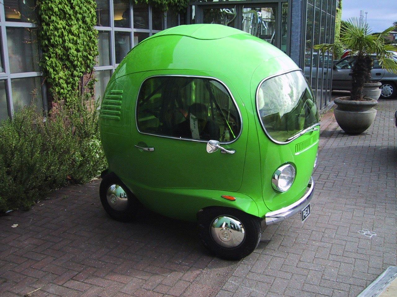 предок автомобиля Smart Forfour