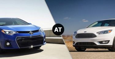 Что лучше - форд фокус или тойота королла?