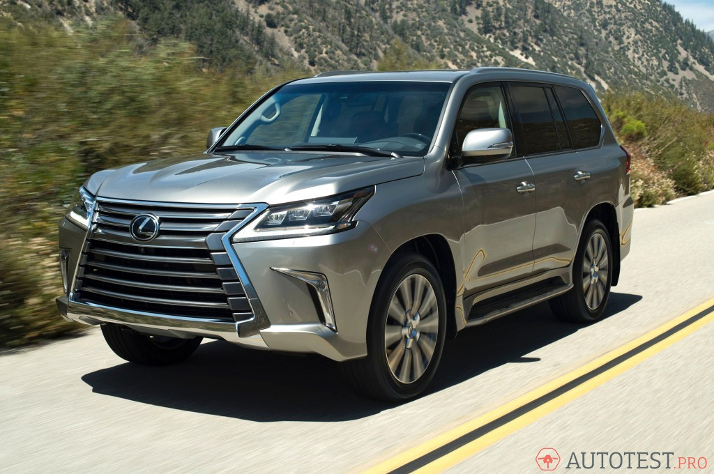 2016-Lexus-LX-570-front-three-quarter-in-motion1