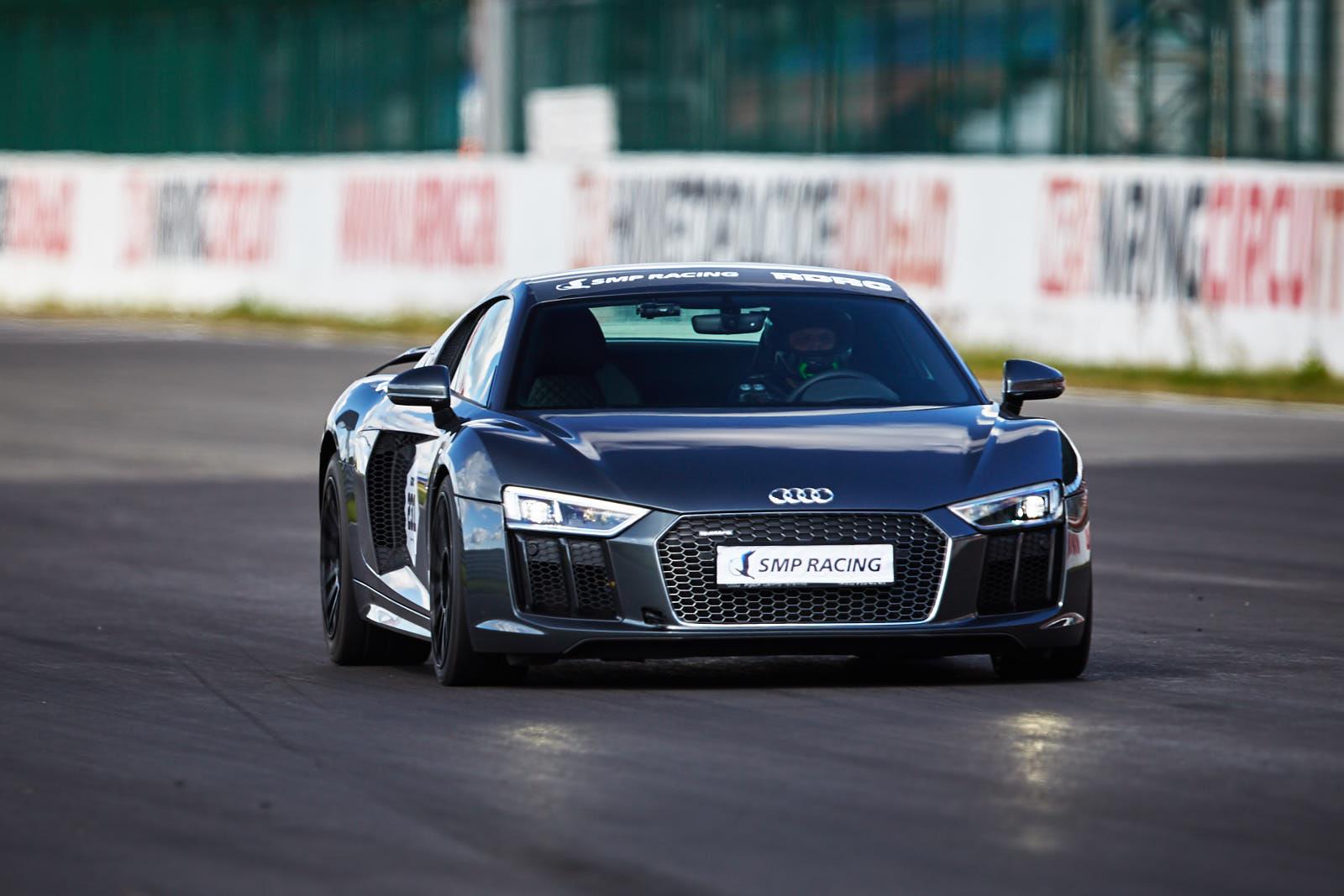 Тарас Тюриков_FSL_Audi R8