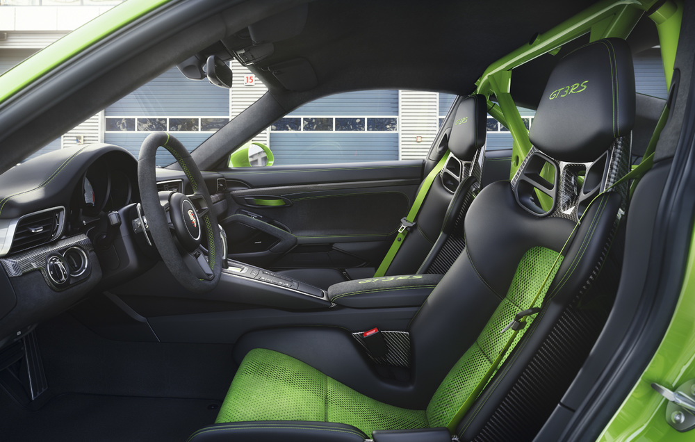 Interior 911 GT3 RS