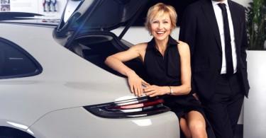 Ингеборга Дапкунайте и Александр и Цыпкин – новые партнёры бренда Porsche в России