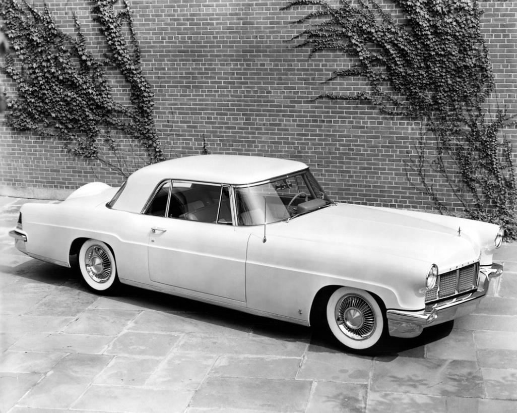 #НеизвестнаяАмерика, часть 41: Разница в деталях — Continental Mk II