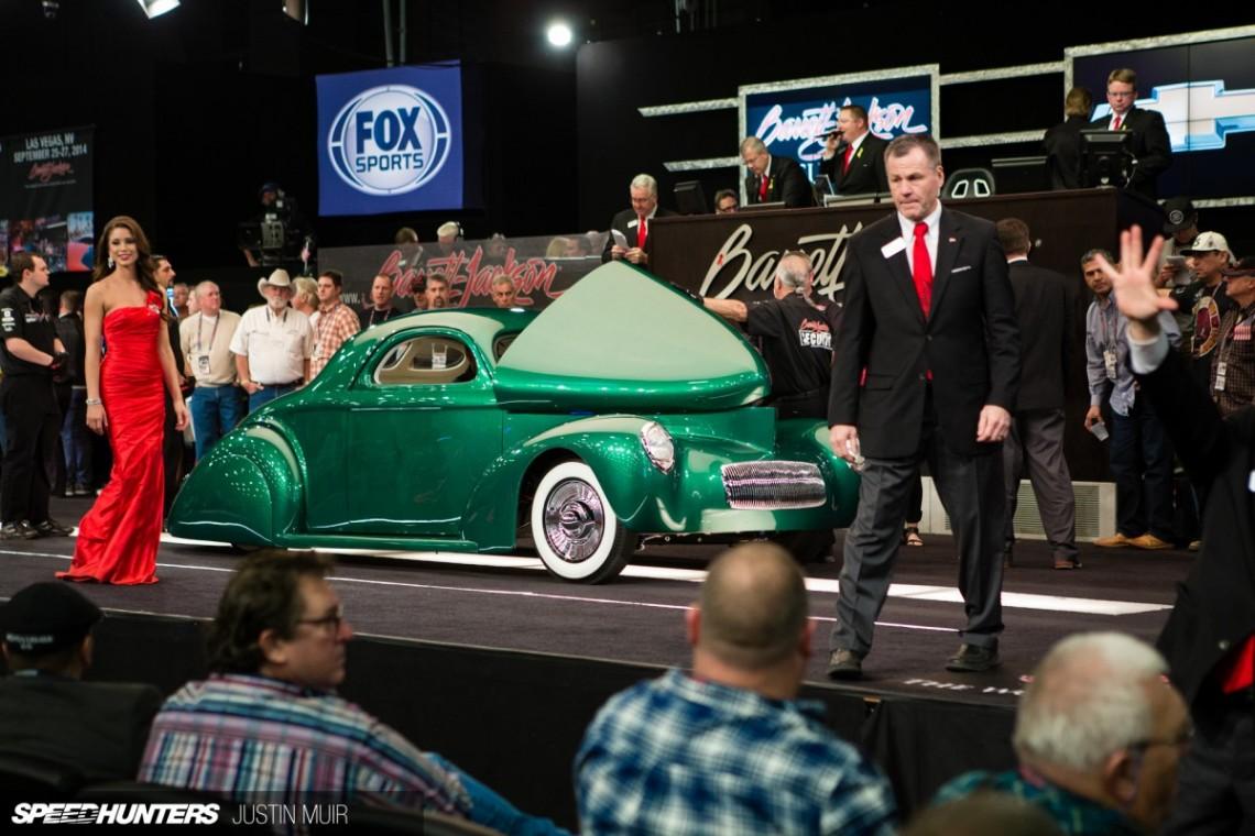 Величайший автомобильный аукцион США, часть 2