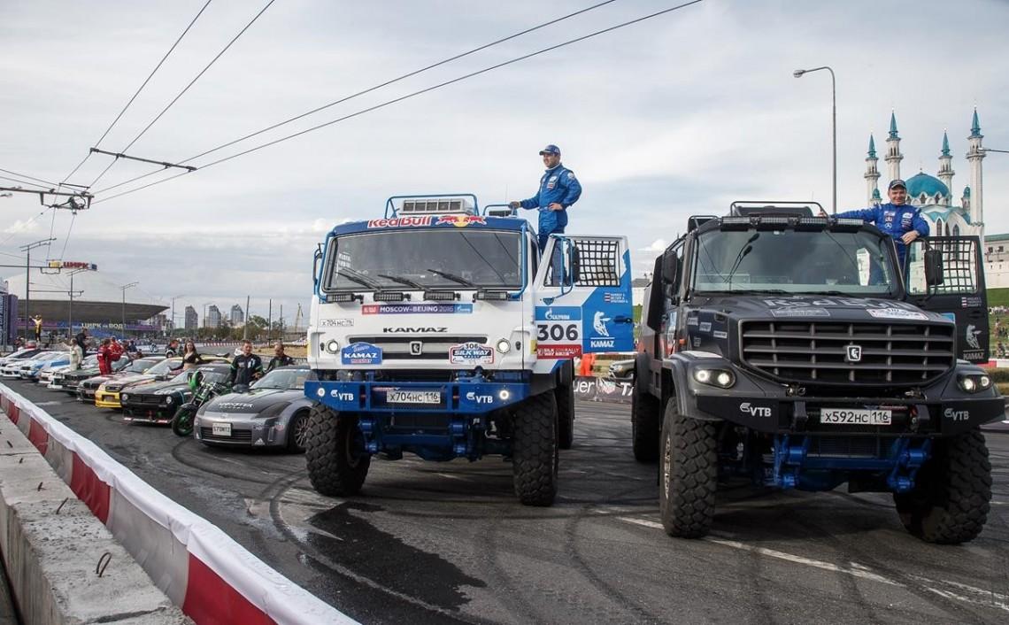 Kazan City Racing 2016: на том же месте, в тот же час