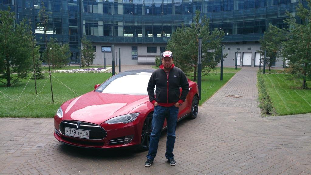 Tesla Model S, Nissan Leaf и Renault Twizy — целый день совместного теста в новом российском городе Иннополис