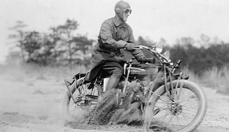 Motorcycle Cannonball 2016 – Гонка Пушечное ядро на раритетных мотоциклах