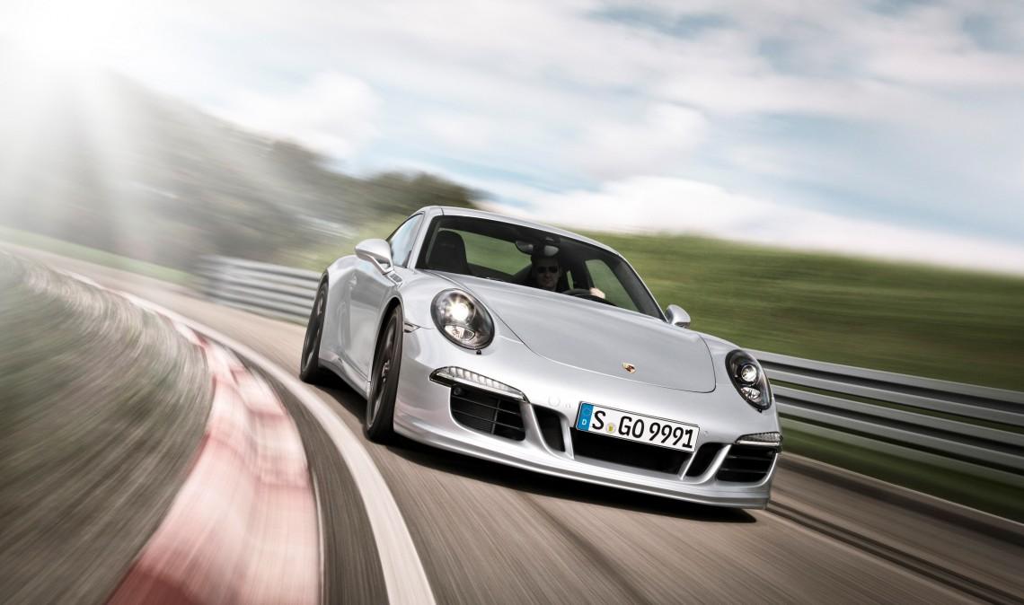 Колонка Кларксона: тест-драйв Porsche 911 Carrera 4 GTS