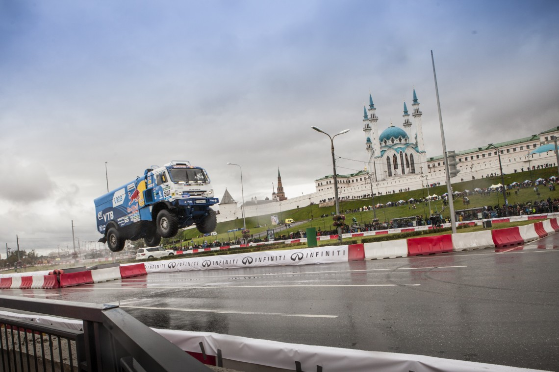 Kazan City Racing, версия 2015