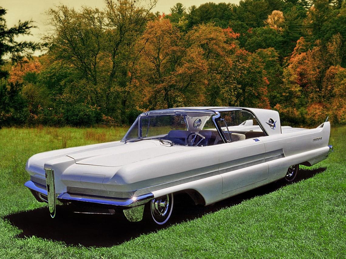 #НеизвестнаяАмерика, часть 34: Packard Predictor'1956 - Несчастливый предсказатель