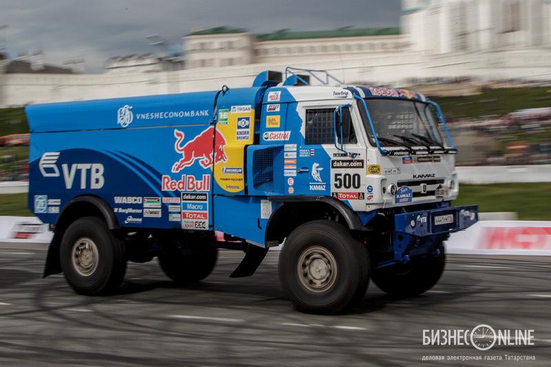 Kazan City Racing 2014: общие впечатления