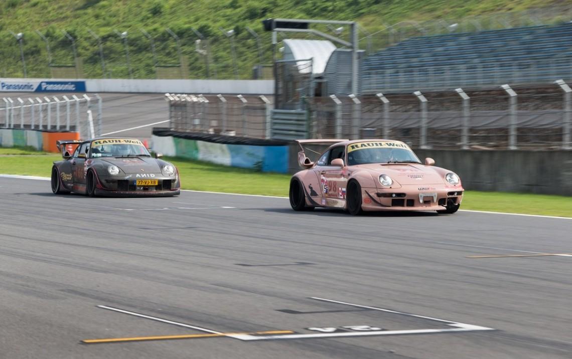 Porsche 911 и гонки