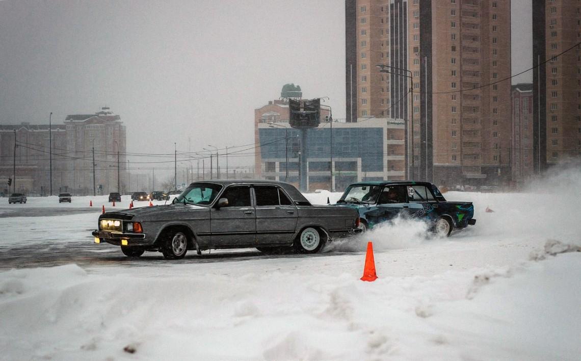 Winter Drift Matsuri by КШВВМ, накануне нового этапа