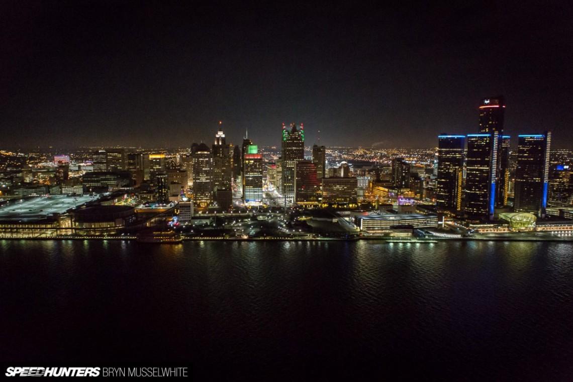 Спецкор - Bryn Musselwhite, Speedhunters. Детройт – город, который строил автомобили.