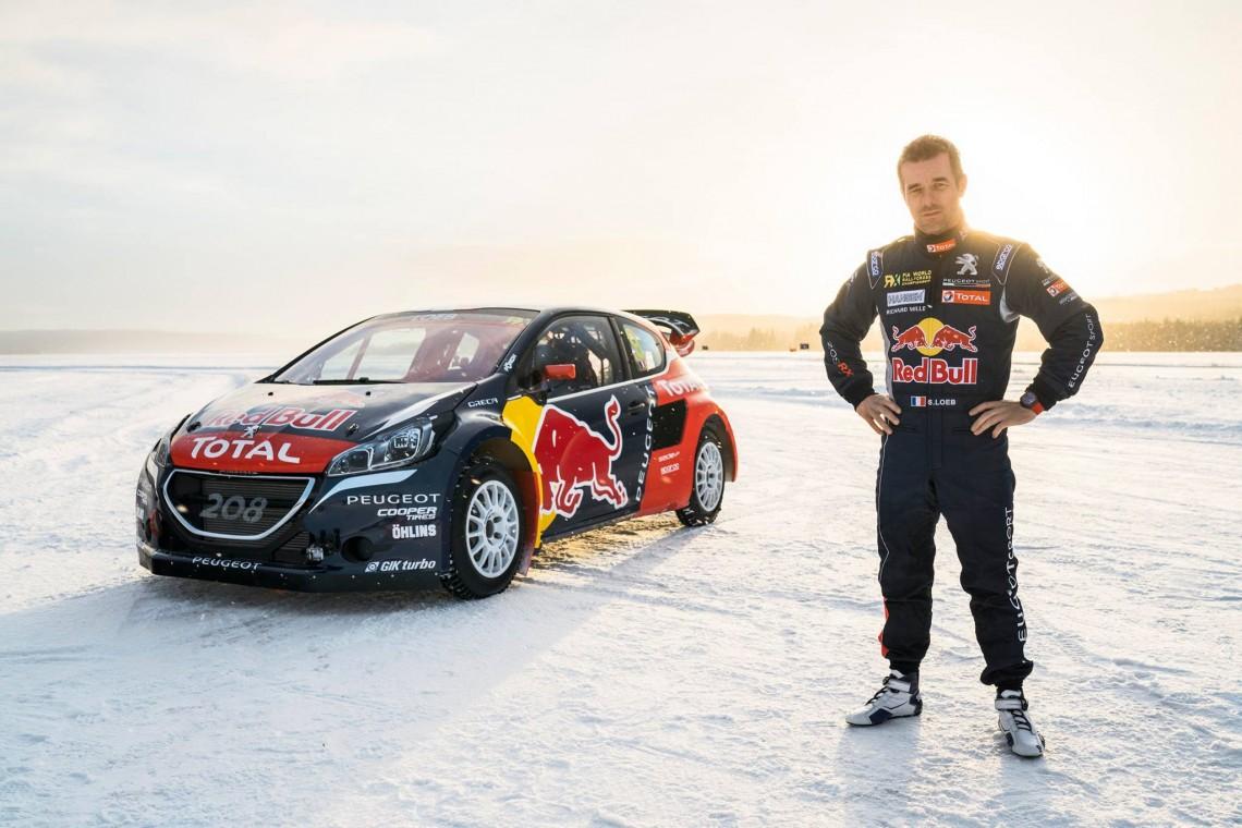 Приход Себастьяна Лёба и Кена Блока, дебют заводского Focus RS и другие новости чемпионата мира по ралли-кроссу