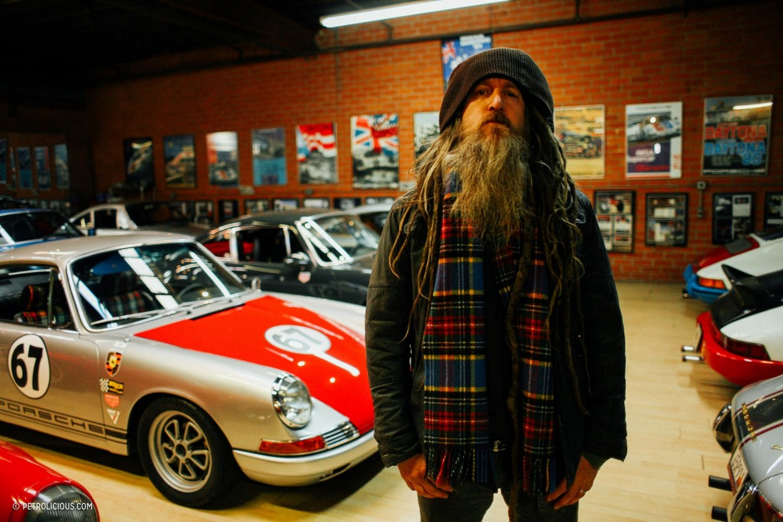 Интервью с Магнусом Уокером (тюнинг Porsche)