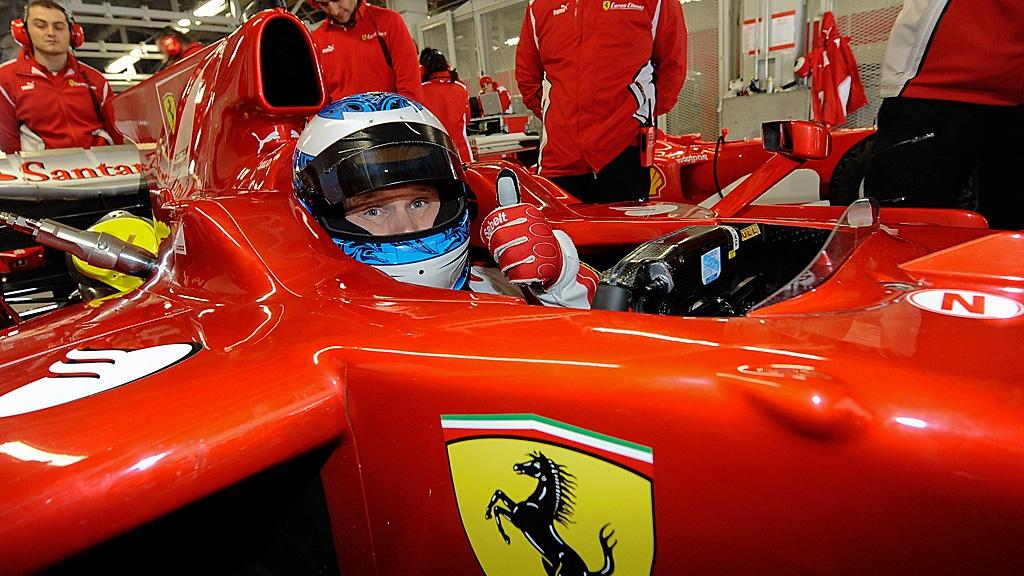Мика Сало - бывший сменщик Шумахера, впервые стартовал в России