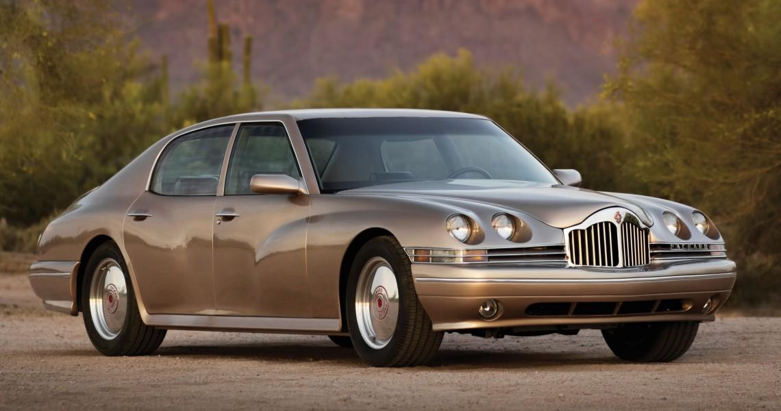 #НеизвестнаяАмерика, часть 29: Последний настоящий Packard - модель Twelve