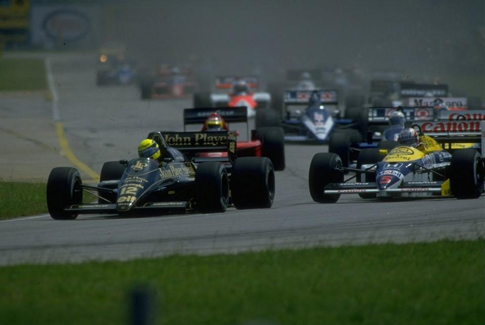 Кусочек истории Ф1 накануне 30-го Гран-при Венгрии