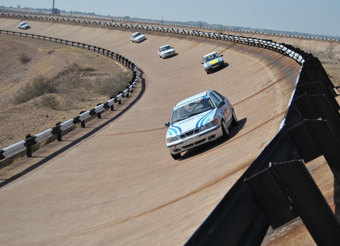 Пскентский автополигон — узбекская Монца