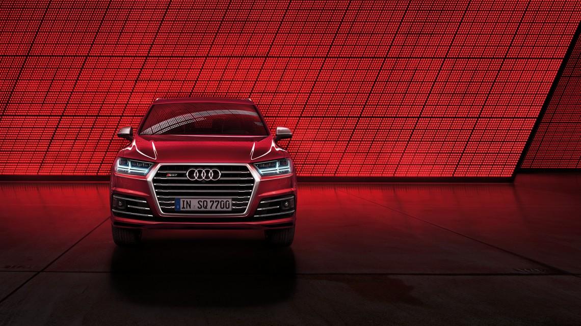 Новый Audi SQ7 Diesel ... 435 лс и 4,8 секунды до 100 км/ч!