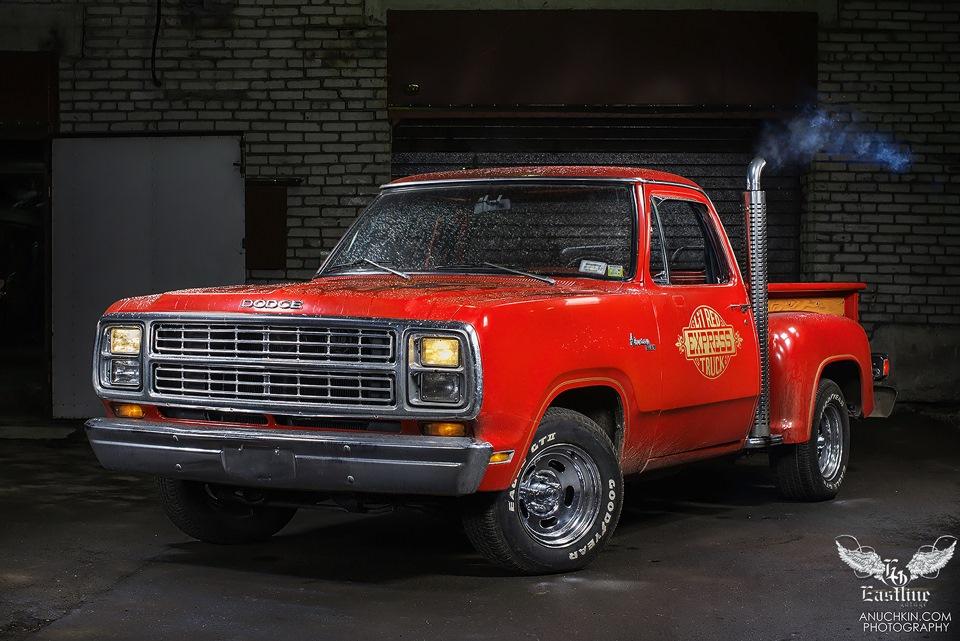 Dodge L'il Red Express Truck'1978