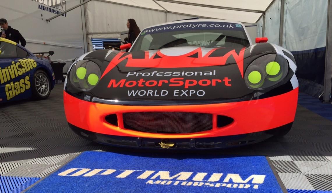 Professional MotorSport World EXPO 2015