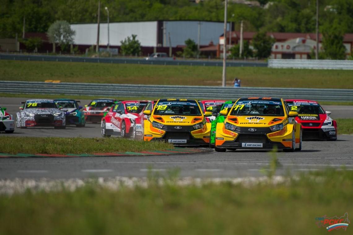 Турбированные Lada Vesta пришли в российский автоспорт и другие события в РСКГ 2017
