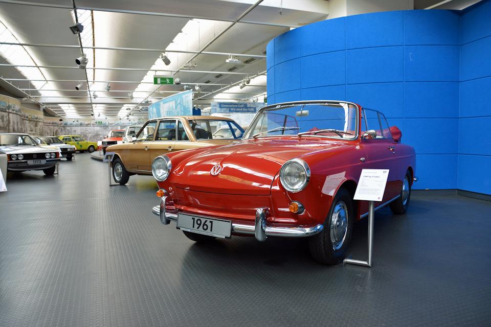 The Stiftung – тур в другой музей VW в Вольфсбурге. Начало