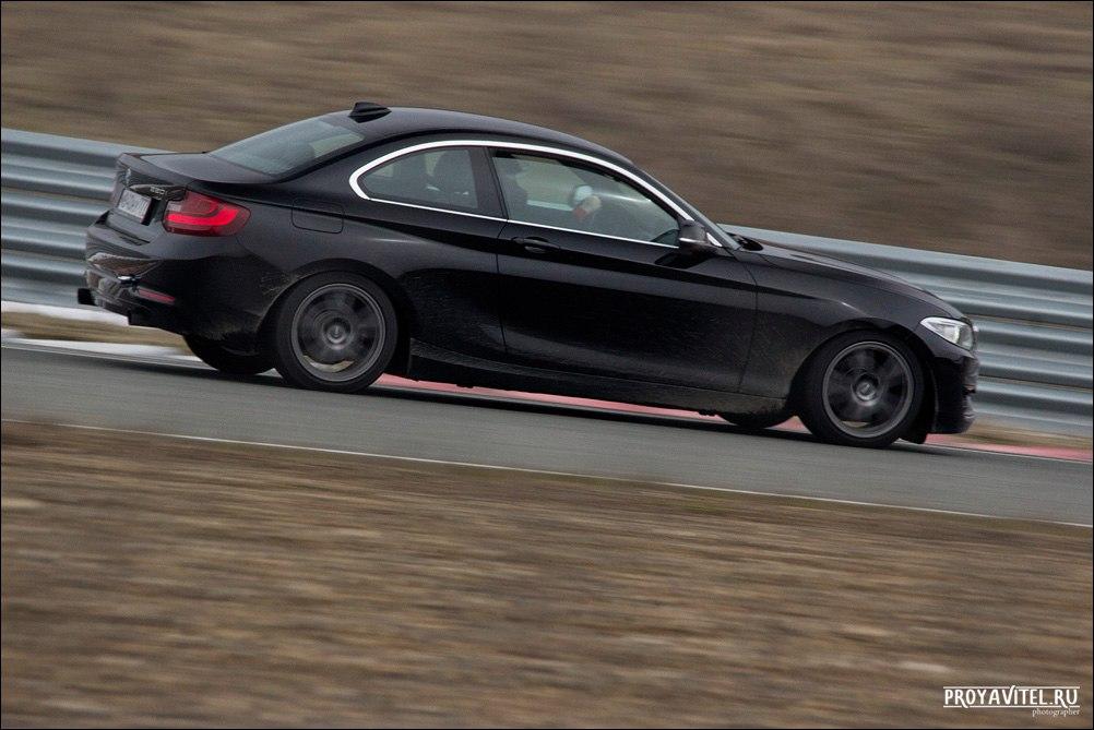 BMW 2 series last true BMW: правильный день рождения на автодроме!