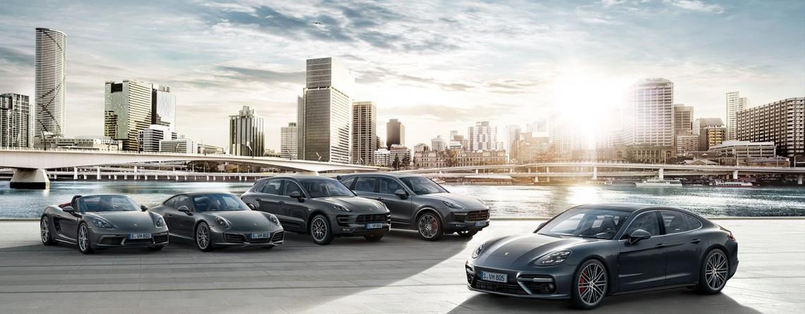 Porsche устанавливает новый рекорд продаж