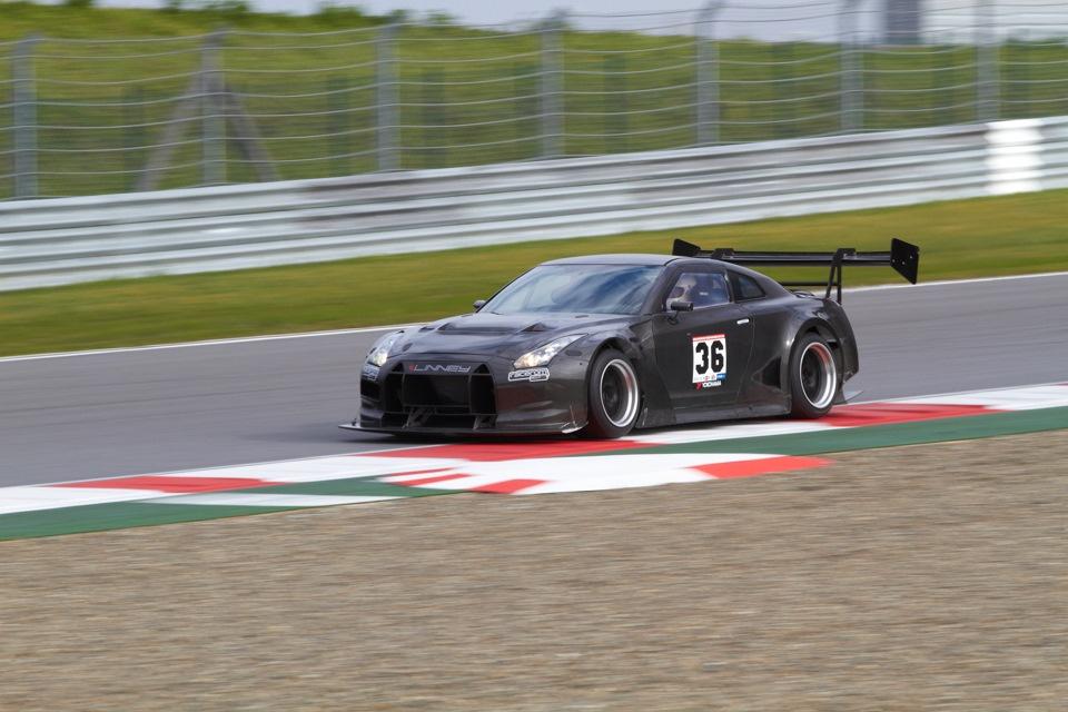 Рекордный Nissan GT-R TudorMotorsport R35: часть 5