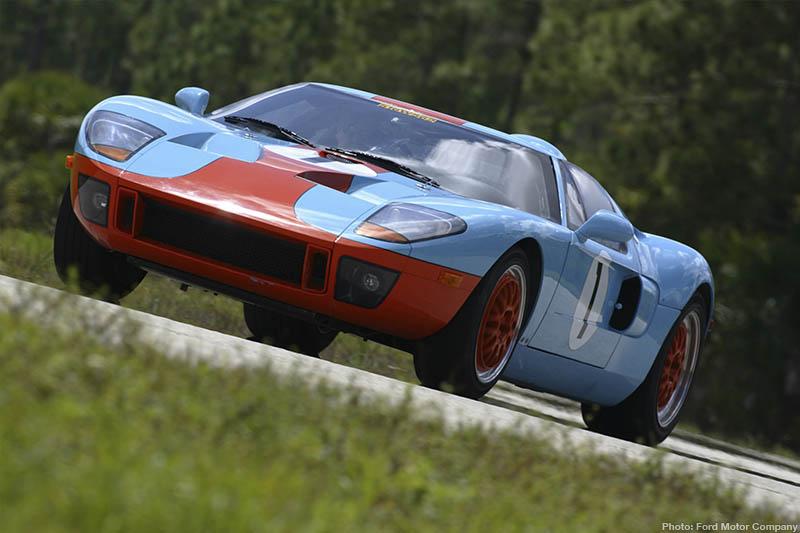 История Ford GT40 в Ле-Мане, 1966-1969 годы