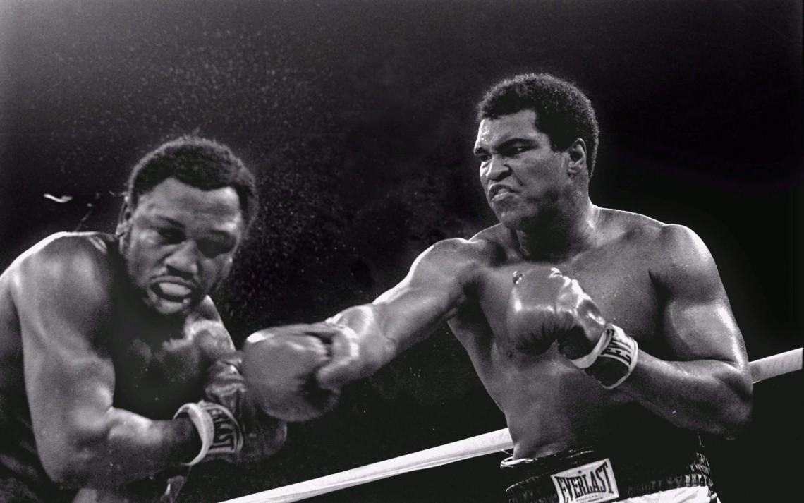 Мохаммед Али — Величайший человек/боксер и был ли Claymobile?