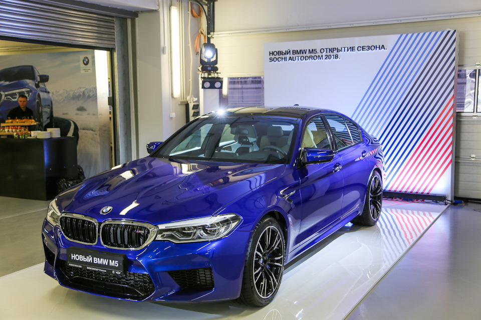 BMW M5 — Да здравствует Король!
