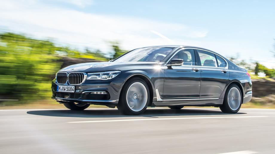 BMW 7 Series new 2016 — первые впечатления