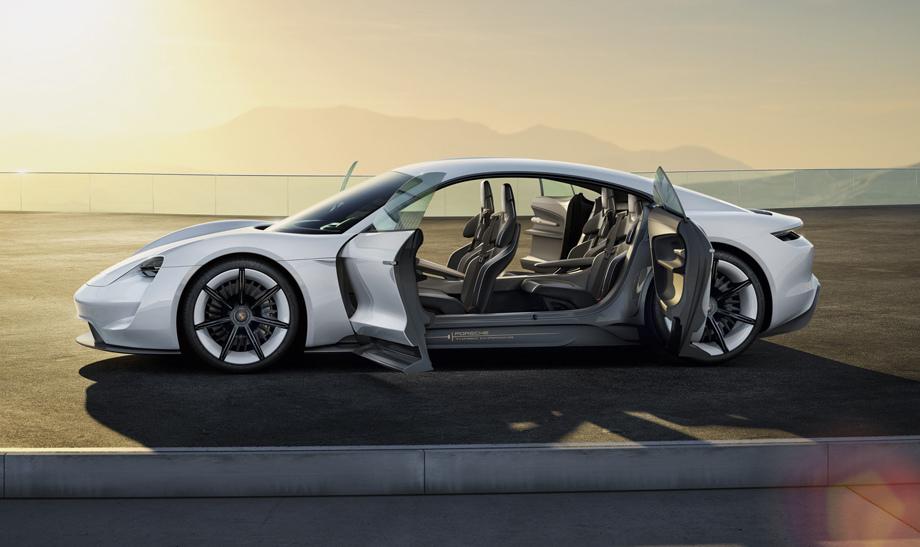Фирмы Porsche и Audi создадут премиальную электрическую платформу