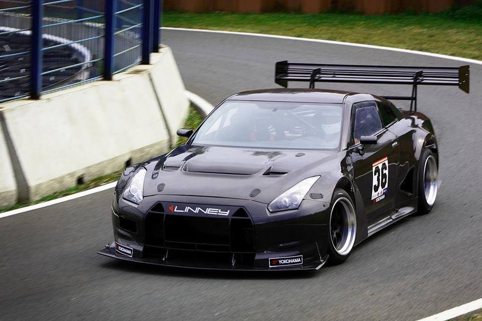Рекордный Nissan GT-R TudorMotorsport R35: часть 4