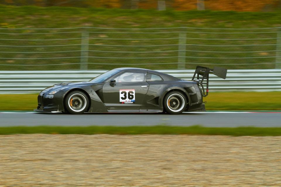 Рекордный Nissan GT-R TudorMotorsport R35: часть 3