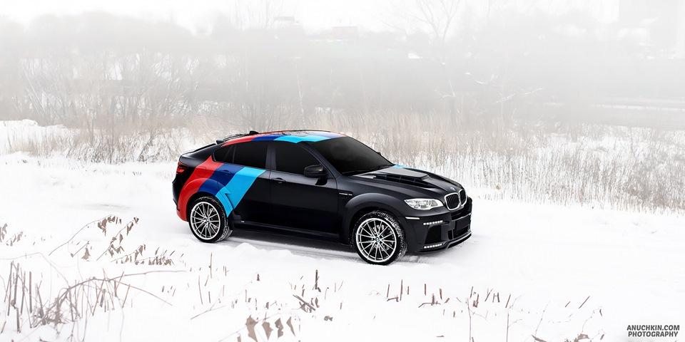 BMW X6 Эталон, фотосет