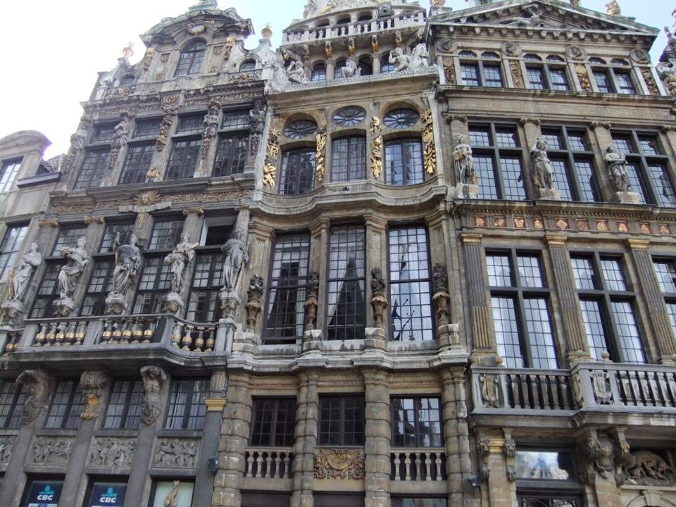 Трип на MINI по Европе (Париж-Реймс-Мец-Люксембург-Брюссель-Амстердам-Антверпен-Париж) часть 2