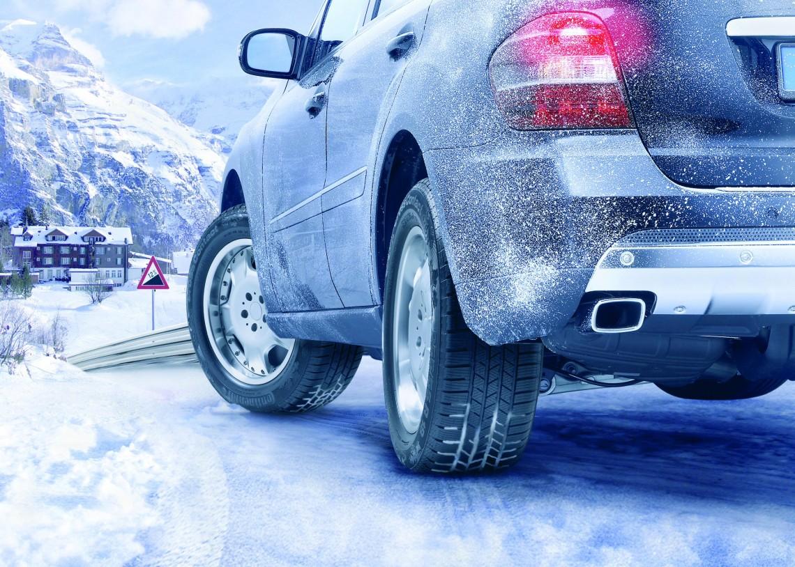 Зимние шины: подбираем правильно, часть 2