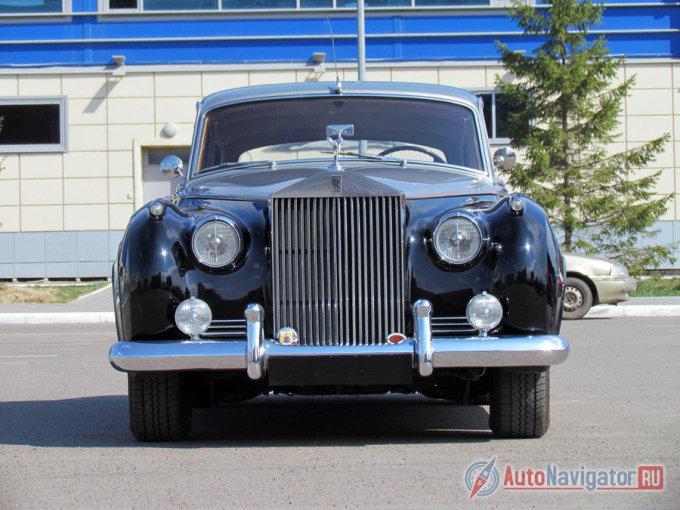 Rolls-Royce Silver Cloud: Заоблачная роскошь пятидесятых годов