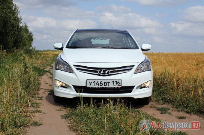 Тест-драйв Hyundai Solaris new: Изучаем приоритеты бестселлера